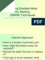 Amta5 6 Applying Shielded Metal Arc Welding Smaw Techniques