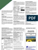 Sbp Info Sheet - posted on SGDividends Blog