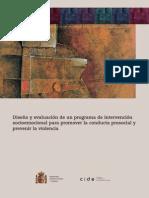 Diseño y evaluación de un programa de intervencion socioemocional para promover  la conducta prosocial y prevenir la violencia.pdf