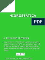 3 Hidrostática