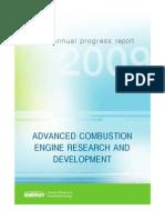2009 Adv Combustion Engine
