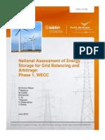 PNNL-21388 National Assessment Storage Phase 1 Final