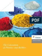BR Coloration of Plastics and Rubber