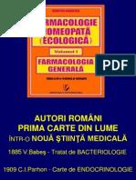 Homeopata Ecologica Ppt Ddobrescu