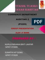 Slideshow Audit 2 (BANK)