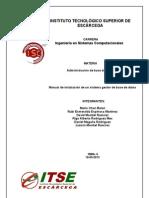 Oraclee Manual Xp Sp3