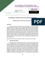 FINGERPRINT VERIFICATION USING STEERABLE FILTERS.pdf