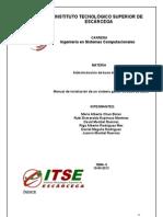 Mysql Manual Xp Sp3