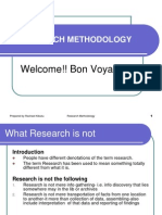 2. Introduction to Research