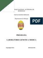 Programa Laboratorio Gene_ütica Me_üdica