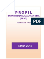 Profil BKAD Jetis