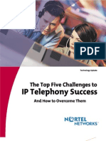 IP Telephony Success