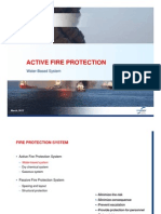 Water Based System Fire Protection System