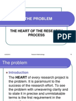 2b the Heart of the Research Process