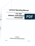 Fcc Test Performance Manual