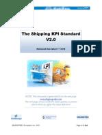 Shipping KPI Standard V20