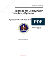 Secuirty Ip Telephony