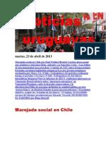 Noticias Uruguayas martes 23 de abril del 2013.docx