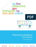 Doubling the use of buses and coaches - Practical solutions