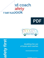 Bus and coach road safety handbook