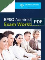 EU Administrator Exams Workbook - Volume I