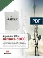 Wireless PTMP Airmux 5000
