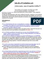 Analisis-2co-3-6 La letra mata