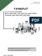 Magflo 5000 Mag 5100