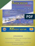 Simposio de Energia Solar 2