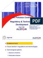 Alstom Desulfurization System