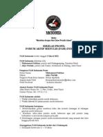 Profil Fam Indonesia Dan Formulir Anggota