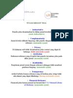 Prinsip HONcode 2