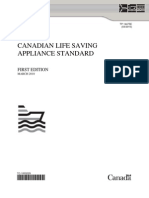 Canadian Lsa Standard (First Edition March 2010)