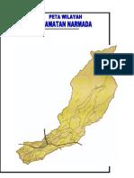 Peta Narmada