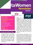 Newsletter 8Delta Women's Newsletter for April 2013