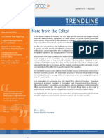 DCR Workforce May 2013 Trendline Report