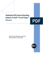 Deploying UEFI‐Aware Operating 