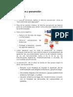 Trabajo N° 2 - Promoción y prevención