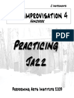 Improvisation 4 Handbook MASTER - C Instruments