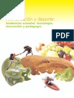 Libro Alimentacion Deporte