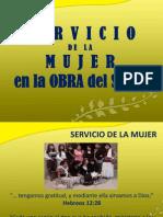 Servicio de La Mujer