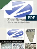 Presentación Zeek Rewards
