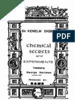 Chymical Secrets 1