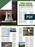 BBC Magazine of History - The Civil War Trail