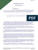 Warren Buffett 1997 BRK Annual Report to Shareholders