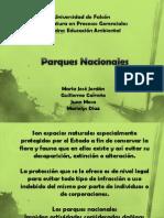 Expo Parques Nacionales