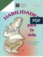 Libro Habilidades Para La Vida