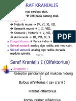 Saraf Kranialis