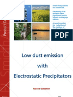 Low Dust Emission With ESP Ver 2