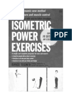 Bruce Tegner - Isometric Exercises